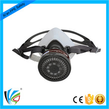 double Filter Half Face Gas Mask,Half Face Mask Respirators