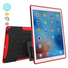 Colorful soft cover tablet case for ipad pro 9.7 cases with kickstand stand