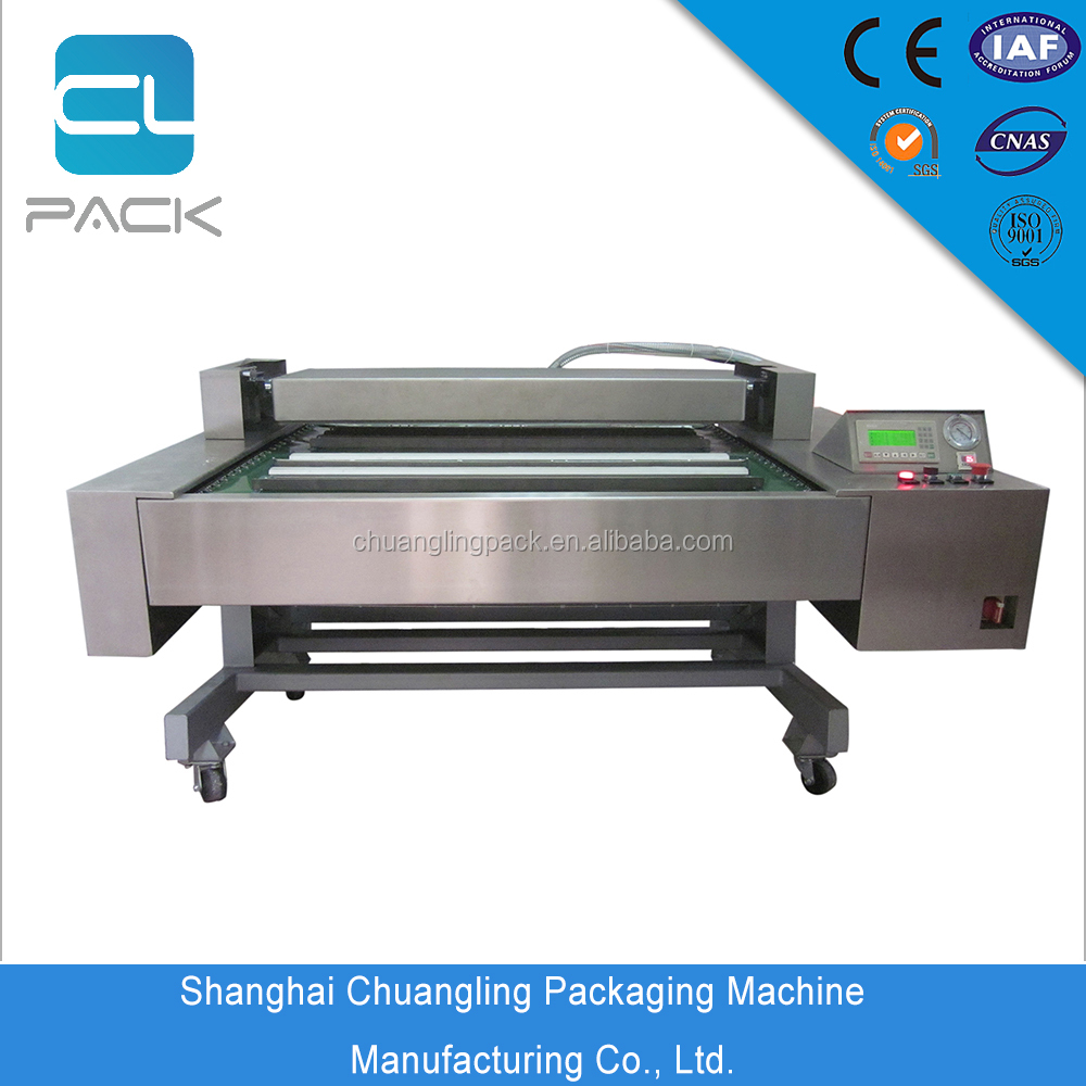 DZ 1020-F Continuous Vacuum Packaging Machine