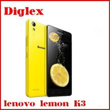 "Original Lenovo K30-W lemon K3 Qualcomm MSM8916 Quad Core 5.0""Android 4.4 1GB RAM 16GB ROM 8.0MP Camera Dual SIM card"