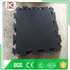 Kindergarten garden outdoor basketball court rubber floor tile