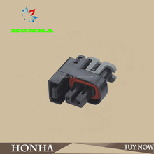 DJ7021-1-21 automotive engine motor del coche 2 pin inyector conector enchufe hembra impermeable 15326181