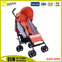 Multifunctional bassinet adjustable portable four wheels are European style multi-function baby stroller