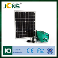 solar power kit mobile phone charging solar panel system home