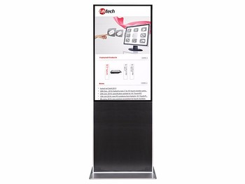 55 inch display mall kiosk/modern display kiosk/store display kiosk