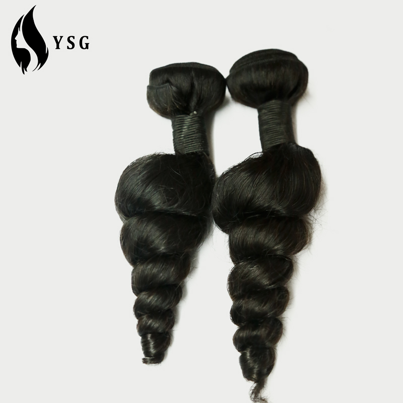 cheap wholesale factory price natural black peruvian human virgin hair