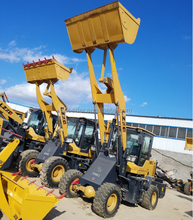 hot sale construction equipment China construction machine mini wheel loader front end loader
