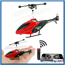 USB Powered Mini RC Helicopter for iTouch and iPad