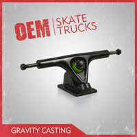 High grade gravity casting longboard truck GC150-1 , 7inch skateboard trucks made by leading factory in China