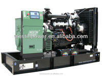 Cummins engine Standby 125kva Diesel Generator Set with 208/120V