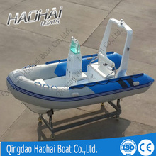 CE 480cm rigd inflatable fishing boats for sale