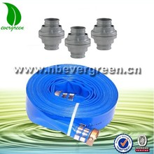 Agriculture farm irrigation system layflat rubber water hose