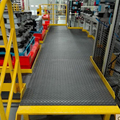 ESD floor mat anti-fatigue ground mat