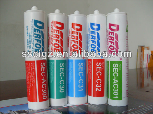 silicone Curtainwall sealants