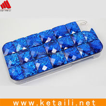 Fashion bling crystal phone case for iphone 5 5s