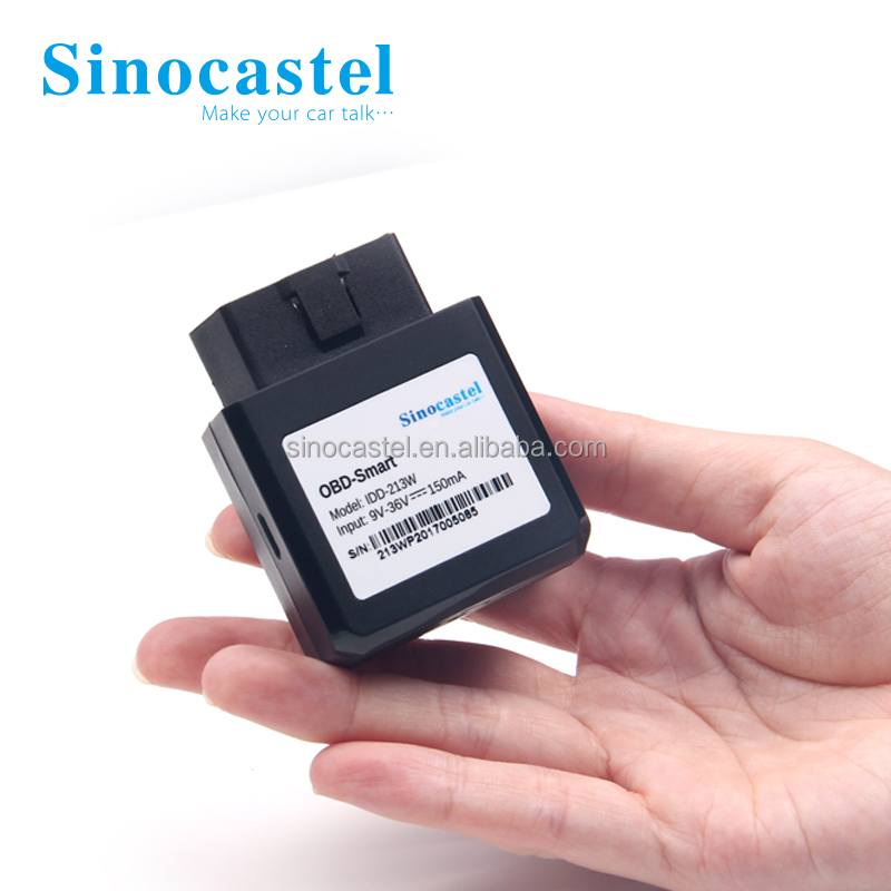 Plug and play 3G OBD Tracking <strong>Device</strong> No install Costs Fleet Tracker (4g)