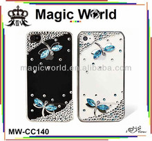 Cheap Rhinestone Cell Phone Case Manufacturer For LG