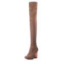 long boot over the knee/sexy thigh high boots/overknee boots