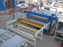 reinforced mesh mesh welded machinery(fully automatic control)