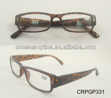 2013 fashion plastic wenzhou wholesale promotion reading glasses