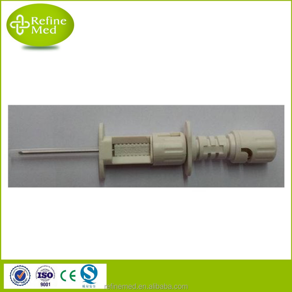 Medical Disposable Bone Marrow Biopsy Needle