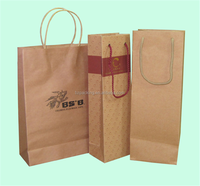 Recyclable durable cheap promotional cheap logo shopping bags