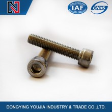 China made hexagon socket cap screws