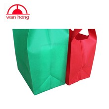 recycled polypropylene eco-friendly shopping non woven vest bags