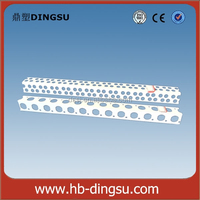 angle bead machine/drywall angle beads corner bead/ pvc angle beads low price