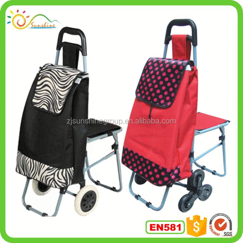 Travel trolley bags with chair baby clothes pictures