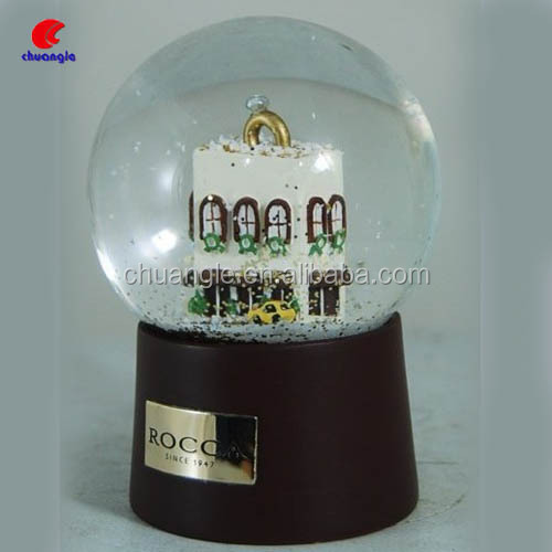 Japan Souvenirs Snow Water Globes Ball