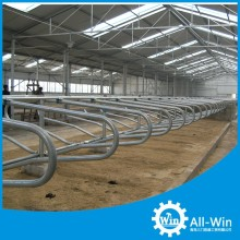 long use hot dip galvanized cow free cubicles for cow farm equipment