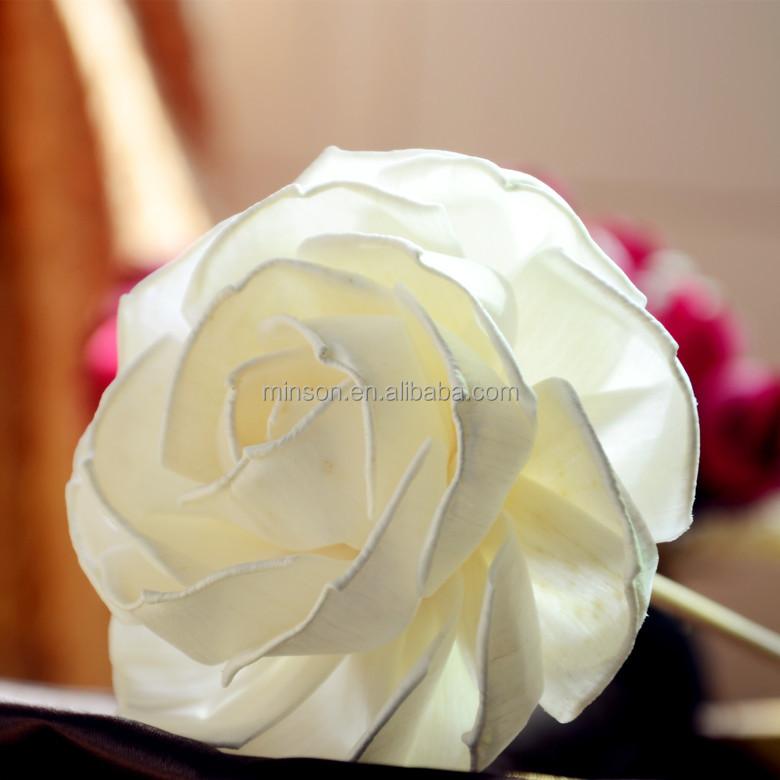 boucl s p tale rose artificielle sola bois fleur artisanat nautique id de produit 60349764103. Black Bedroom Furniture Sets. Home Design Ideas