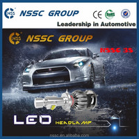 Fast cooling low temp conversion bulbs 3s h3 30w 3000lm chevrolet captiva motorcycle led headlights