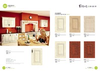 cylinder kitchen cabinet skins glass door
