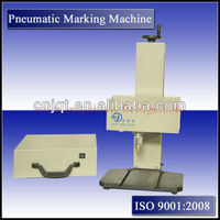 GY Pneumatic Metal Dot Pin Marker Industrial Marking Machine VIN,Chassis Number,2d Codes Marking Machine