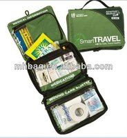travel first aid kit bag