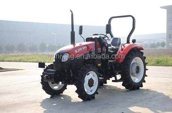 75HP 4WD dealer farm agriculture tractor