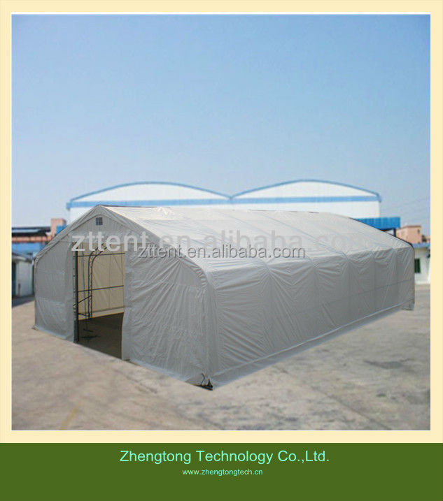 YRS4060 Temporary steel frame warehouse storage Tent