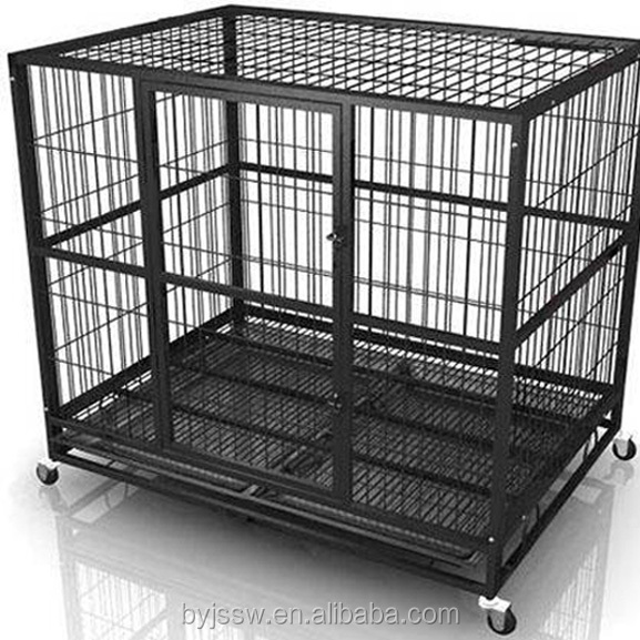 Welded Steel Tube Frames Dog Kennel