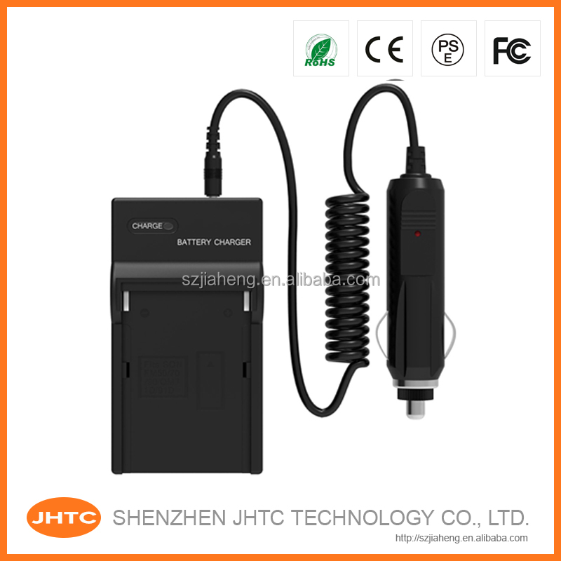 High quality Digital camera battery charger for Canon LP-E6 video camera camcorder batarya charger