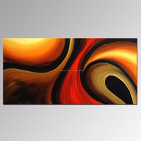 Contemporary Handmade Oil Painting/Modern Canvas Wall Art/Living Room Decor Abstract Painting