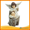 Customized resin baby angel figurines wholesale