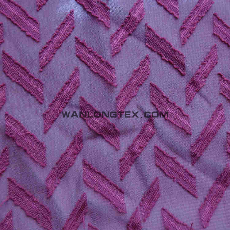 Faroe Islands woven dog fabric textile