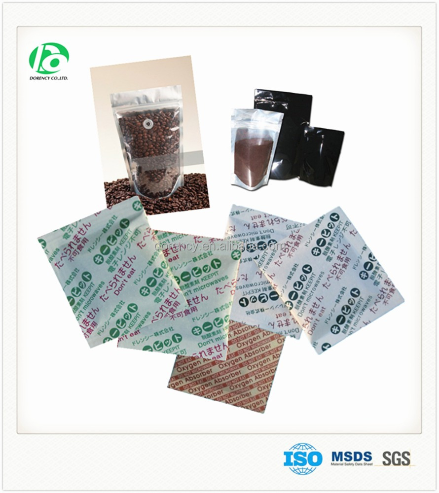 Co2 absorber carbon dioxide absorber for coffee storage