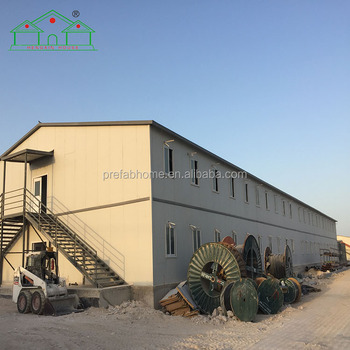 Economical prefab labor camp house for accomadation
