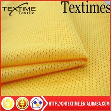 polyester knitted small hole mesh fabric