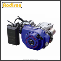 small single cylinder air cooled low price 6.5 hp gasoline engine
