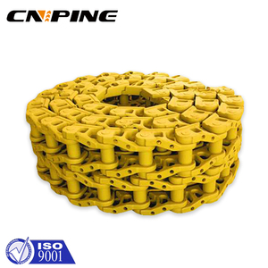 R200 excavator parts metal track link track chain for Hyundai undercarriage
