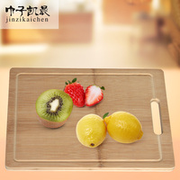 Essential Home Kitchen Accessory for Food Preparation and Cooking Seamless Surfaces Bamboo Extra Large Cutting Board